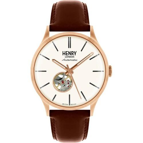 Đồng hồ nam henry london hl42-as-0276 heritage automatic
