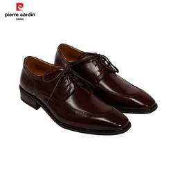 Giày Tây Nam Cao Cấp Pierre Cardin PCMFWLC093BRW màu nâu