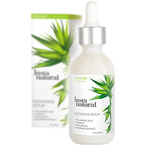Serum trắng da insta natural niacinamide vitamin b3 serum