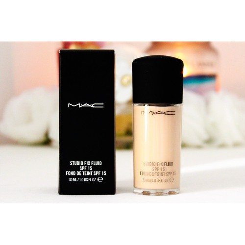 Kem nền mac studio fix fluid foundation spf 15