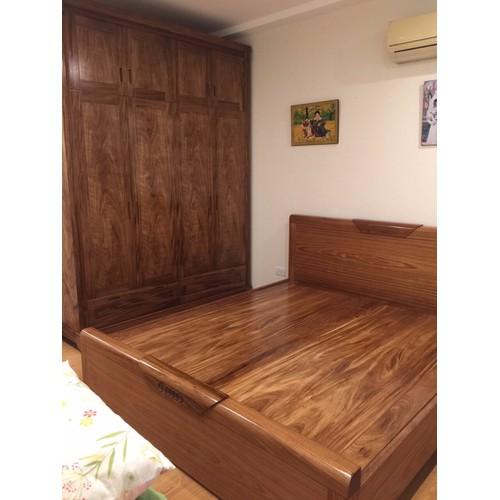 Giường gỗ hương xám 1m8x2m - 12190993 , 19919361 , 15_19919361 , 9500000 , Giuong-go-huong-xam-1m8x2m-15_19919361 , sendo.vn , Giường gỗ hương xám 1m8x2m
