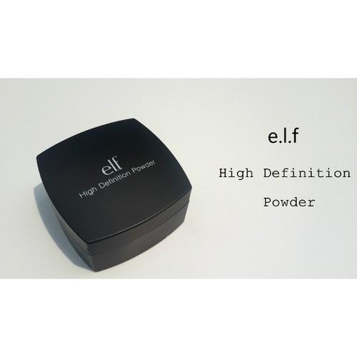 Phấn phủ không màu e l f high definition powder