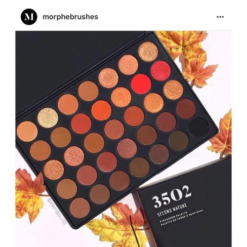 Bảng màu mắt morphe 35o2