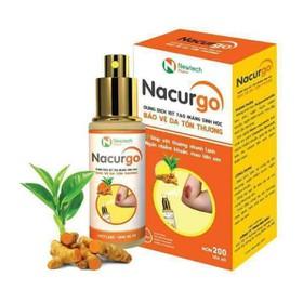 Nacurgo Băng vết thương dạng xịt - narcurgo