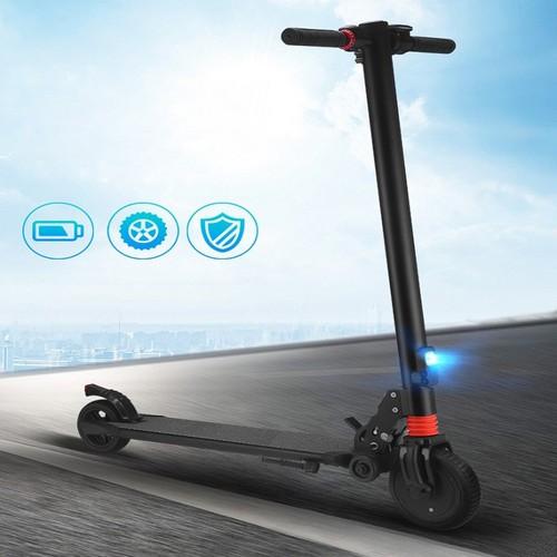Xe Scooter điện xếp gọn S8 không yên-RE0503 xe điện- xe scooter xếp gọn