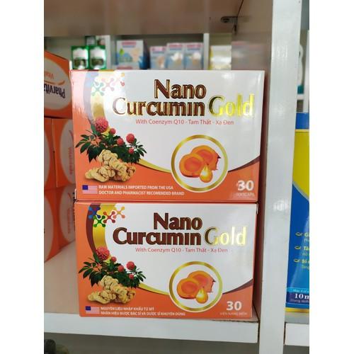 Tinh nghệ nanocurcumin đẹp da chữa đau dạ dày ngừa ung thư