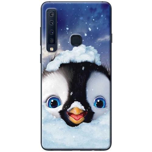 Ốp lưng nhựa dẻo samsung a9 2018 chim cánh cụt