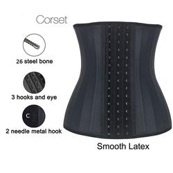 Đai nịt bụng Latex 25 xương cao cấp - QT-NB05