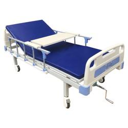 Giường bệnh MKC-Medical 1 tay quay di động