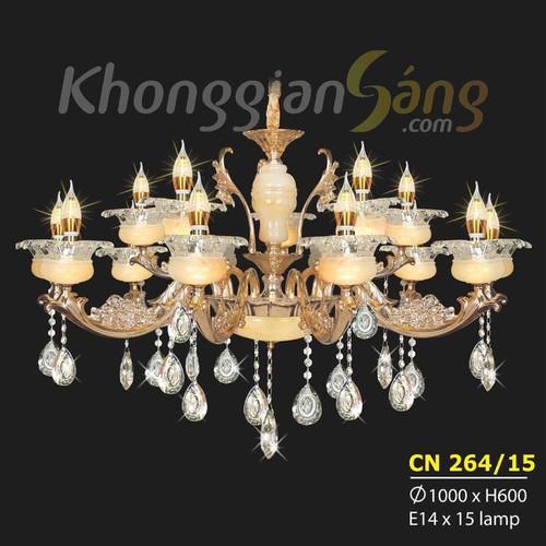 đèn chùm - 11631053 , 19957687 , 15_19957687 , 6240000 , den-chum-15_19957687 , sendo.vn , đèn chùm