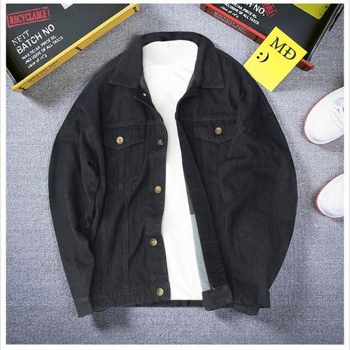 Áo khoác jean nam bm293, from chuẩn bán shop black moon chuyên áo khoác bò