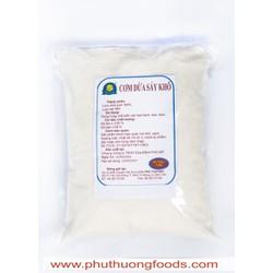 Bột dừa sấy khô 1kg - botduasay1