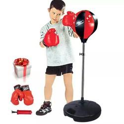 Bộ đấm boxing cho bé chơi thể thao