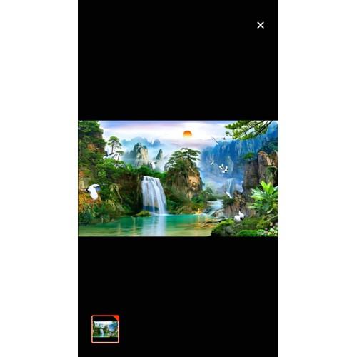 Tranh dán tường phong cảnh 110x90 cm - 11188823 , 19970382 , 15_19970382 , 245000 , Tranh-dan-tuong-phong-canh-110x90-cm-15_19970382 , sendo.vn , Tranh dán tường phong cảnh 110x90 cm