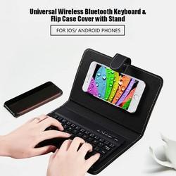 Bao Da Bàn Phím  4 - 7 Inch Tiện Dụng cho điện thoại  và máy tính bảng