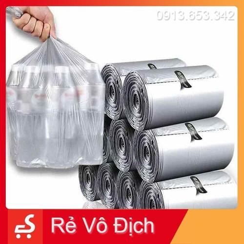 Cuộn 110 túi đựng rác tự phân hủy