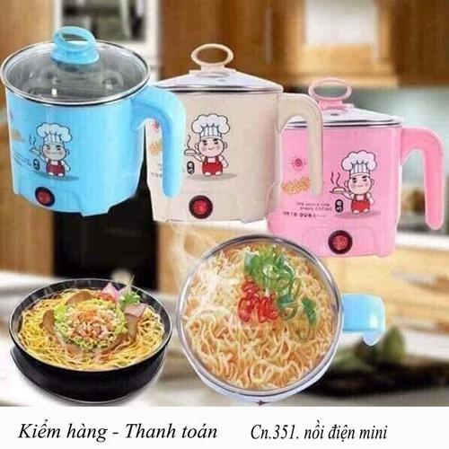 Nồi Lẩu Điện Mini Đa Năng| nấu ăn| hấp trứng | Bánh bao| Cn351 - 10642962 , 19951078 , 15_19951078 , 150000 , Noi-Lau-Dien-Mini-Da-Nang-nau-an-hap-trung-Banh-bao-Cn351-15_19951078 , sendo.vn , Nồi Lẩu Điện Mini Đa Năng| nấu ăn| hấp trứng | Bánh bao| Cn351