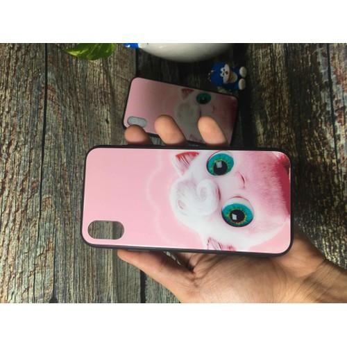 Ốp lưng iphone mặt kính cường lực