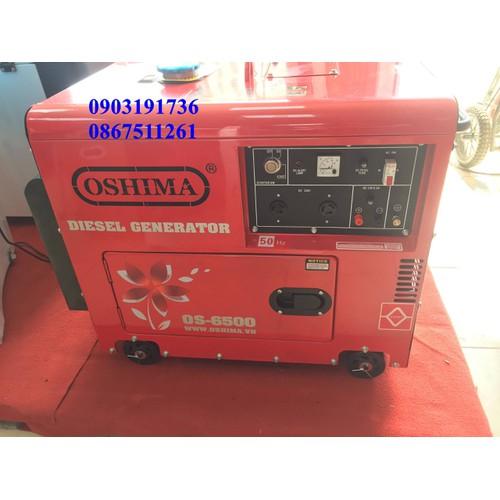 Máy phát điện Oshima 6500 chống ồn, tiết kiệm nhiên liệu giá thành cực rẻ - bảo hành và giao hàng toàn quốc - 11188778 , 19970333 , 15_19970333 , 20500000 , May-phat-dien-Oshima-6500-chong-on-tiet-kiem-nhien-lieu-gia-thanh-cuc-re-bao-hanh-va-giao-hang-toan-quoc-15_19970333 , sendo.vn , Máy phát điện Oshima 6500 chống ồn, tiết kiệm nhiên liệu giá thành cực rẻ