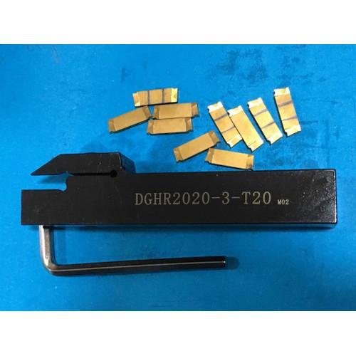 Combo cán 20 và 10 mảnh dao cắt lướt 3mm