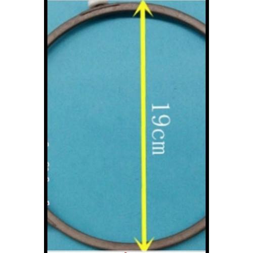 Vòng tròn đỡ đĩa quay lò vi sóng 19cm