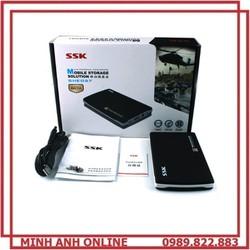 Hộp đựng ổ cứng HDD Box Sata 2.5 SSK SHE037