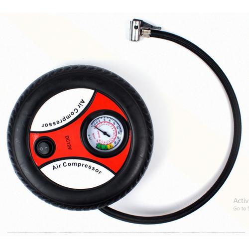 Bơm lốp ô tô mini air compressor 260psi