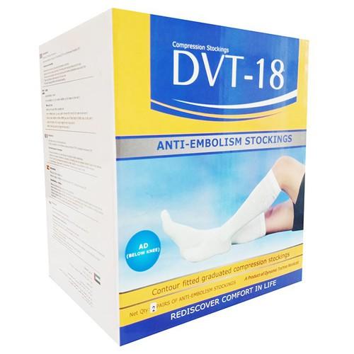 Vớ y khoa tĩnh mạch sâu cao cấp | Vớ phòng huyết khối DVT AD-Tới đầu gối-18