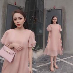 Váy bầu - Đầm bầu dạo phố