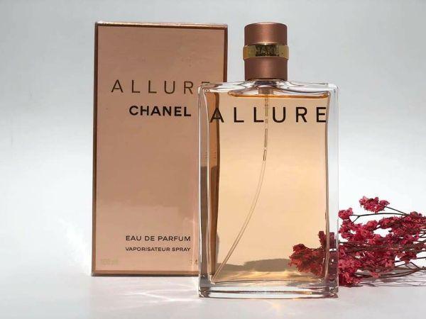 Image result for CHANEL ALLURE Eau de Parfum