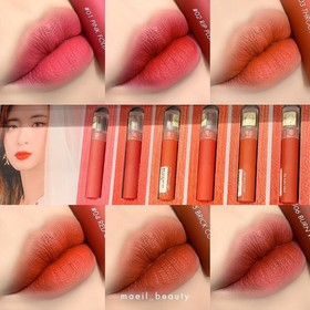 Son Kem Lì Siêu Mịn Môi Romand See Through Matte Tint - ROMANDTHROUGH