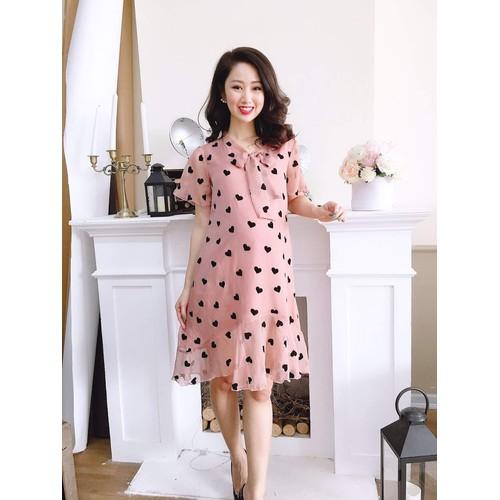 Váy bầu - Đầm bầu thiết kế mới thời trang
