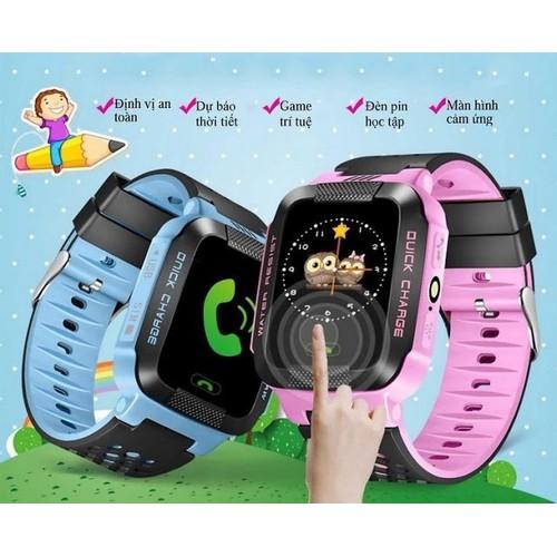 Đồng hồ định vị trẻ em gps - 12244465 , 19998602 , 15_19998602 , 399000 , Dong-ho-dinh-vi-tre-em-gps-15_19998602 , sendo.vn , Đồng hồ định vị trẻ em gps