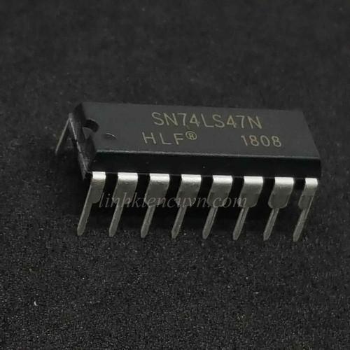 IC SN74LS47N DIP16
