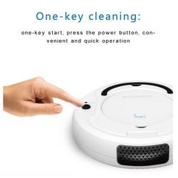 Robot hút bụi- Robot hút bụi- Robot hút bụi thông minh  TẶNG máy lau nhà tự động