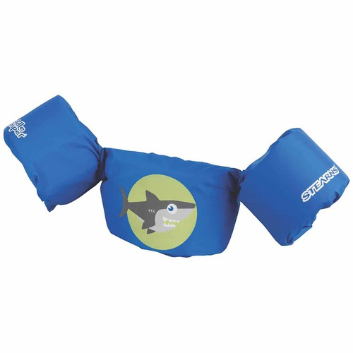 Phao bơi tay kết hợp ngực cho bé stearns_cá mập xanh