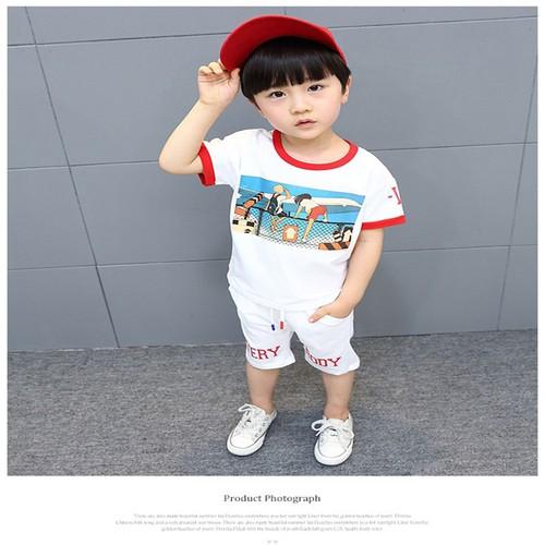 Bộ quần áo trẻ em phong cách đẹp nhất
