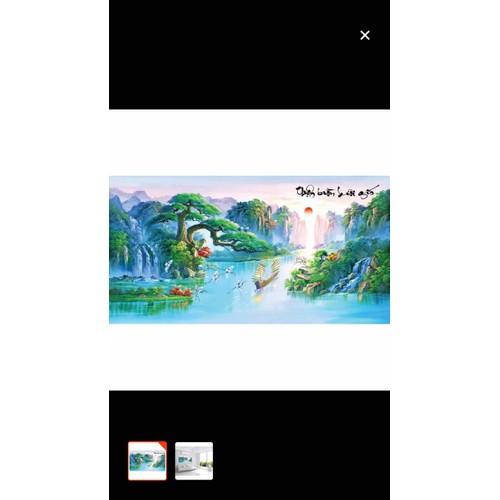 Tranh dán tường phong cảnh 110x90 cm - 12231586 , 19980514 , 15_19980514 , 245000 , Tranh-dan-tuong-phong-canh-110x90-cm-15_19980514 , sendo.vn , Tranh dán tường phong cảnh 110x90 cm