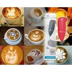 Dụng cụ đánh trứng đánh cà phê cầm tay