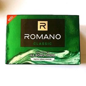 Xà bông ROMANO classic 125g - Romano 125g