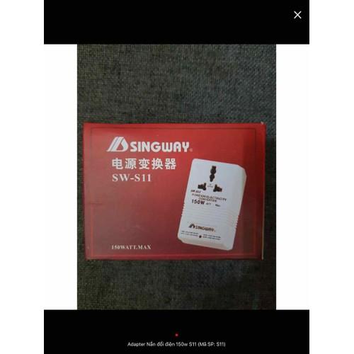 Adapter đổi điện 150w s11