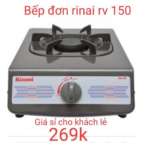 Bếp gas đơn rinai - 12227711 , 19973804 , 15_19973804 , 269000 , Bep-gas-don-rinai-15_19973804 , sendo.vn , Bếp gas đơn rinai