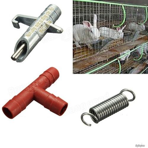 Bộ 20 van uống nước tự động cho thỏ chó mèo - 12243630 , 19997600 , 15_19997600 , 160000 , Bo-20-van-uong-nuoc-tu-dong-cho-tho-cho-meo-15_19997600 , sendo.vn , Bộ 20 van uống nước tự động cho thỏ chó mèo