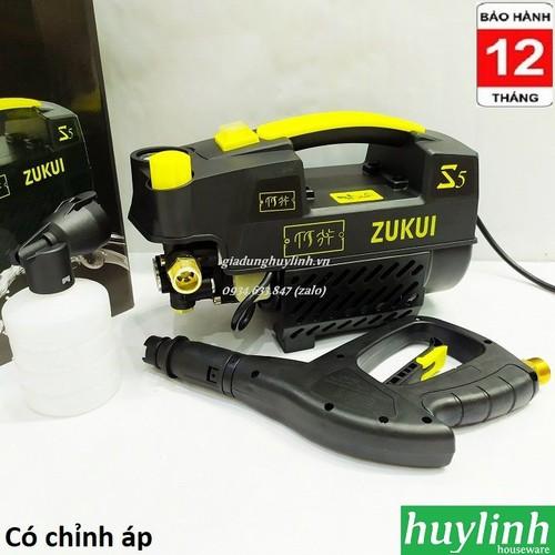 Máy xịt rửa xe zukui s5 [osaka zj] - 2400w - có chỉnh áp