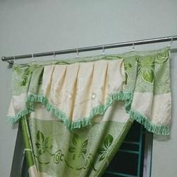 rèm cửa sổ ri đô vải gấm rộng 1m2-cao1m7