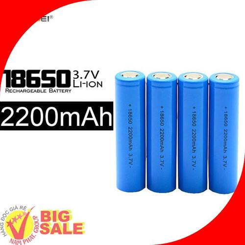 2 pin sạc 18650 litiumion 5000mah dung lượng thưc 2200 -2600mah - pin sạc - 17347104 , 19994522 , 15_19994522 , 140000 , 2-pin-sac-18650-litiumion-5000mah-dung-luong-thuc-2200-2600mah-pin-sac-15_19994522 , sendo.vn , 2 pin sạc 18650 litiumion 5000mah dung lượng thưc 2200 -2600mah - pin sạc