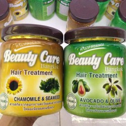 kem ủ hấp tóc beauty care