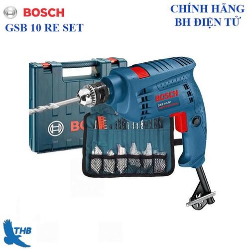 Bộ máy khoan động lực bosch gsb 10 re set - 12227806 , 19973910 , 15_19973910 , 1990000 , Bo-may-khoan-dong-luc-bosch-gsb-10-re-set-15_19973910 , sendo.vn , Bộ máy khoan động lực bosch gsb 10 re set