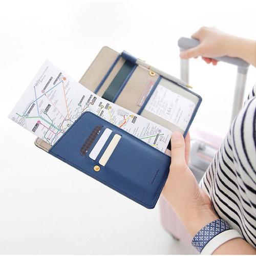 Ví đựng passport - du lịch
