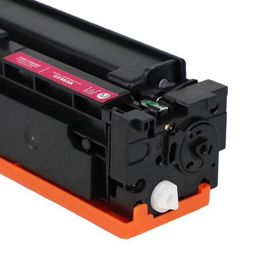 Hộp mực màu đỏ cf503a dùng cho máy in hp color m254, m280, m281 - hp 202a